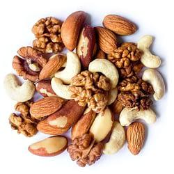 KB Raw Mixed Nuts 700GM