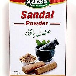 ALAMGEER SANDAL POWDER 20GMS