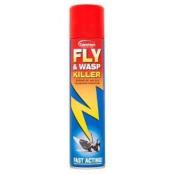 Sanmex Fly & Wasp Killer 300ml