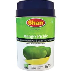 Shan Pickle Mango 1Kg