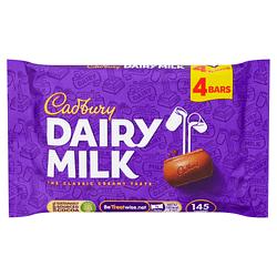 Cadbury Dairy Milk 108.8g