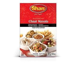 Shan Chaat Masala 100Gm