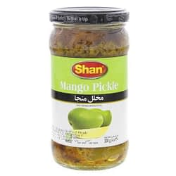 Shan Pickle Mango 300Gm