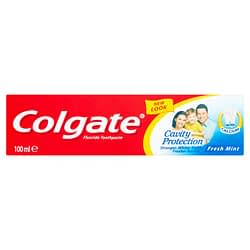 Colgate Toothpaste Cavity Protection Fresh Mint 10