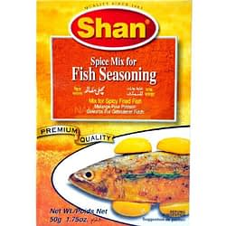 Shan Masala Fish Seasoning 50Gm