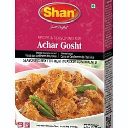 Shan Masala Achar Gosht Curry 50Gm