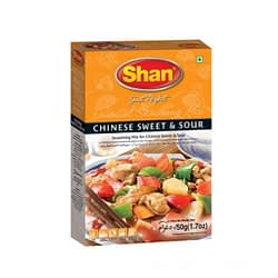 Shan Chinese Sweet & Sour 50Gm