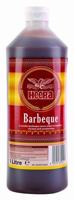 HEERA BARBECUE SAUCE 1LTR