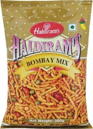 Haldiram BOMBAY MIXTURE 200G