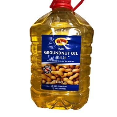KTC Groundnut Oil 5 Litre