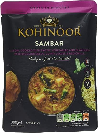 KOHINOOR SAMBAR 300G