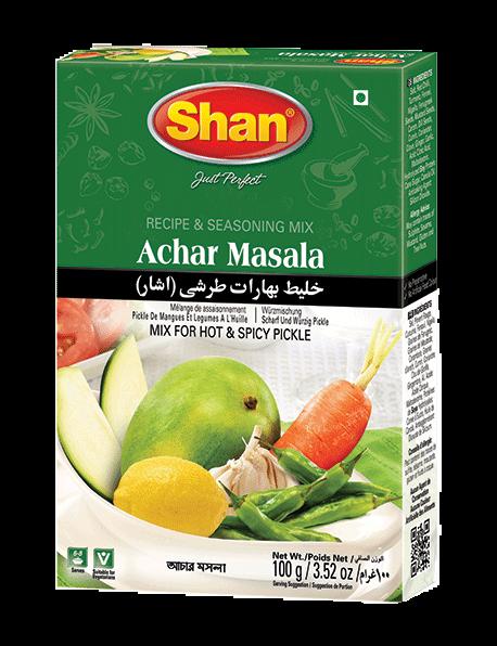 Shan Masala Pickle Achar Masala 50Gm