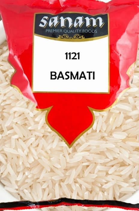 Sanam SANAM 1121 BASMATI RICE 5KG