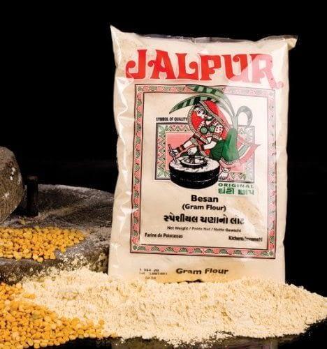 JALPUR JALPUR BESAN FLOUR 1kg