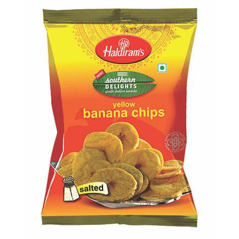 Haldiram BANANA CHIPS 180G