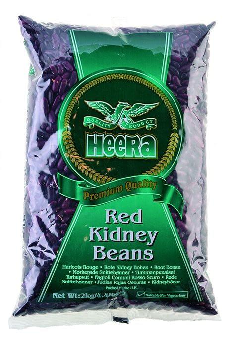 HEERA BLACK TURTLE BEANS 1.5KG