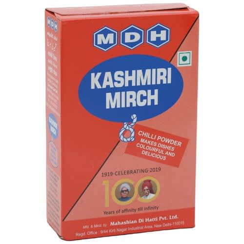 MDH KASMIRI MIRCH POWDR 100g