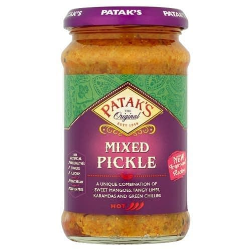 PATAKS MIED PICKLE 283g