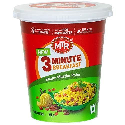 MTR Cuppa Khatta MeethaPoha 80g