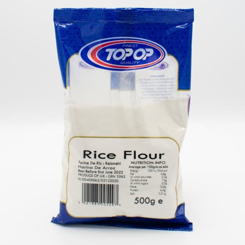 TOPOP RICE FLOUR 500g