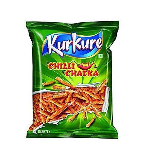 KURKURE RED CHILLI CHATKA 90G