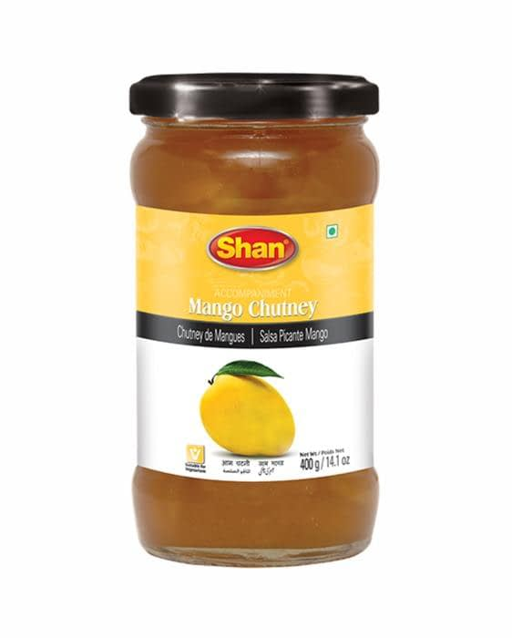 Shan Chutney Mango 400Gm