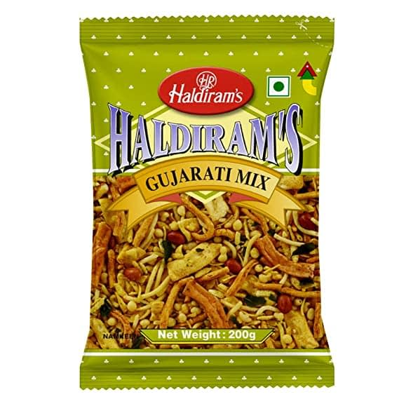 Haldiram GUJRATI MIXTURE 200G