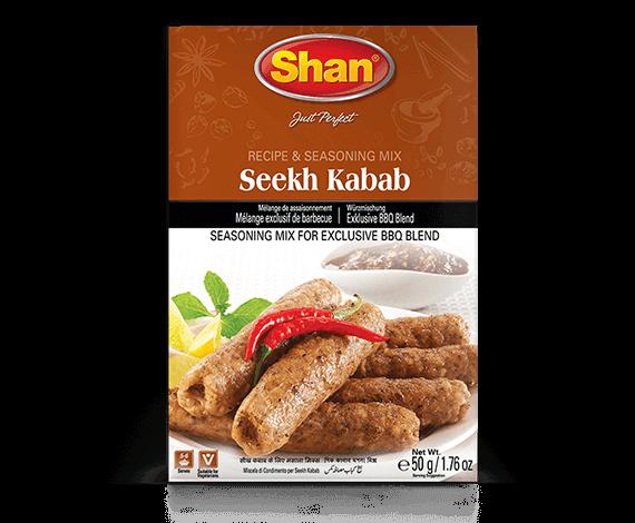Shan BBQ Seekh Kebab 50Gm