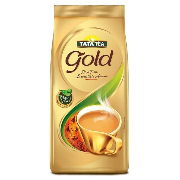 TATA TEA GOLD LOOSE LEAF 450G