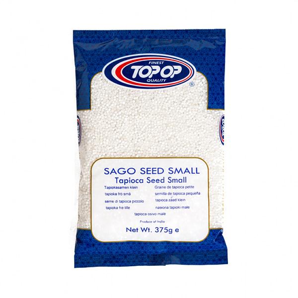 TOPOP SAGO SEEDS SMALL 375g