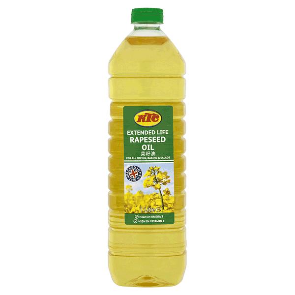 KTC Rapeseed Oil 1L