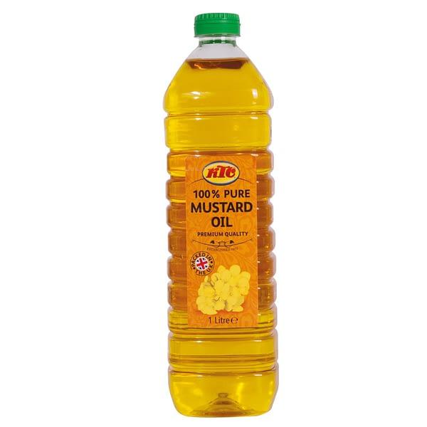 KTC Pure Mustard Oil 1 Litre