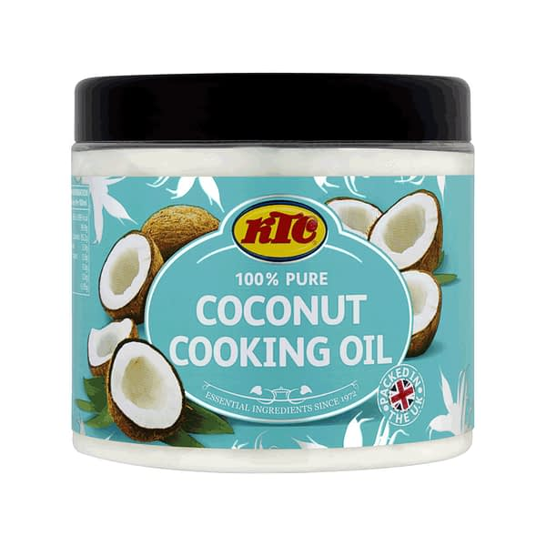 KTC Coconut Cooking oil 650ml