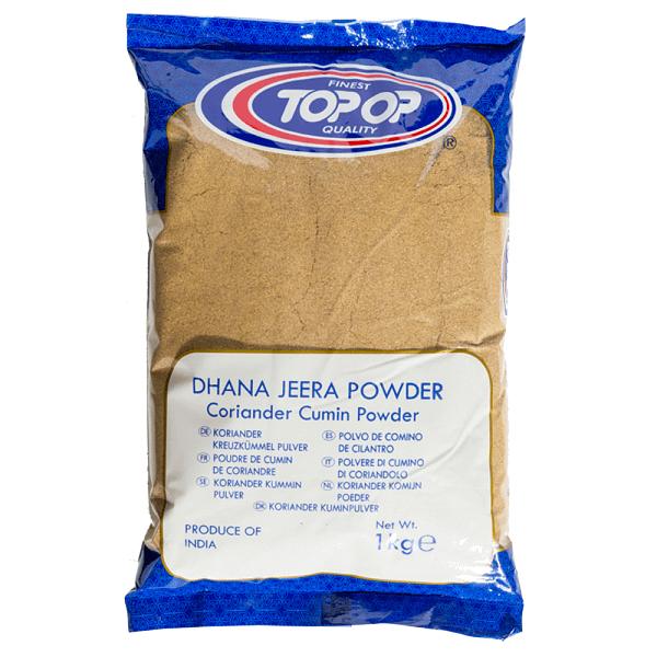 TOPOP DHANA JEERA PWDR 1kg