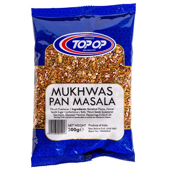 TOPOP MUKHWAS PAN MASAL 300g