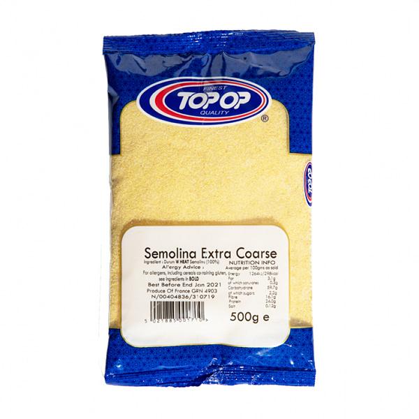 TOPOP SEMOLINA E CRSE 500g