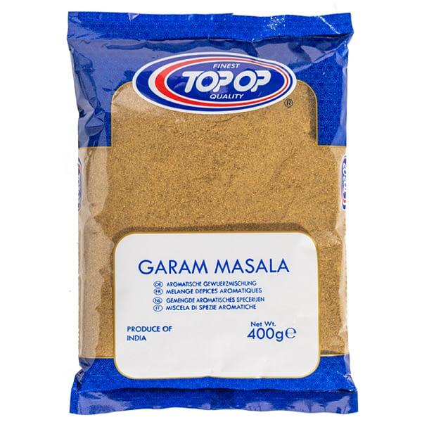 TOPOP GARAM MASALA 400g