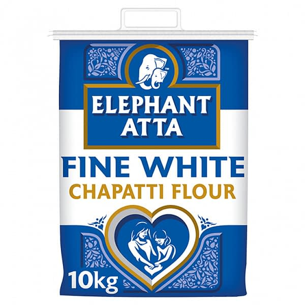 Elephant CHUPATTY FLOUR ELEP WHT 10kg
