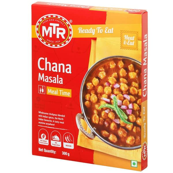MTR Ready To Eat Chana Masala 300g