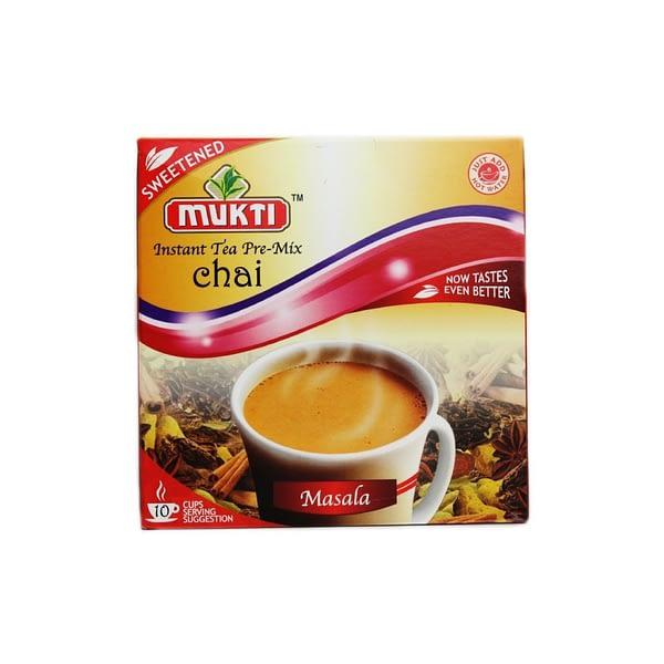 MUKTI TEA GINGER SWEET 220g