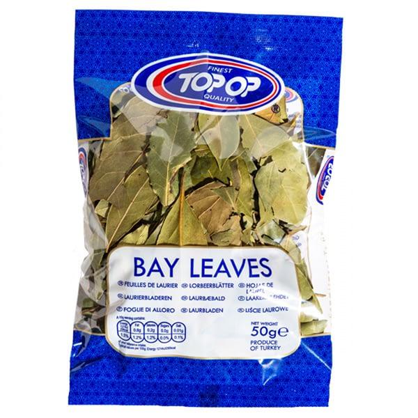 TOPOP BAY LEAVES 50g