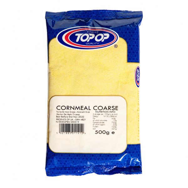 TOPOP CORN MEAL COARS 500g