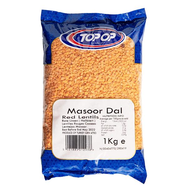 TOPOP MASOOR DALL 1kg