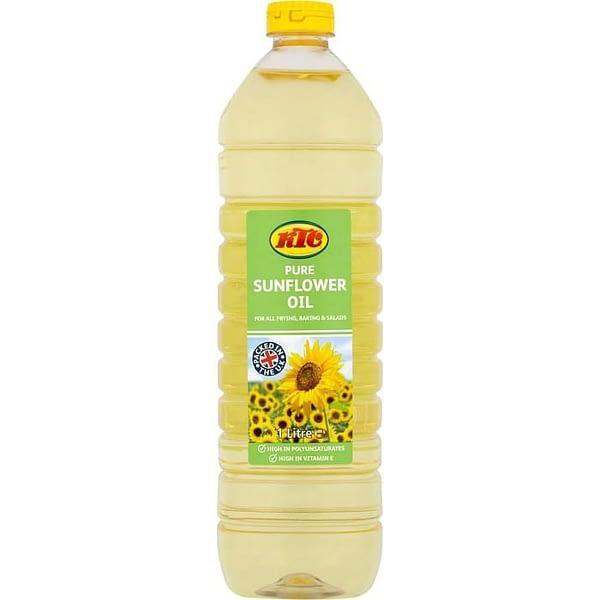 KTC Sunflower Oil 1 Litre