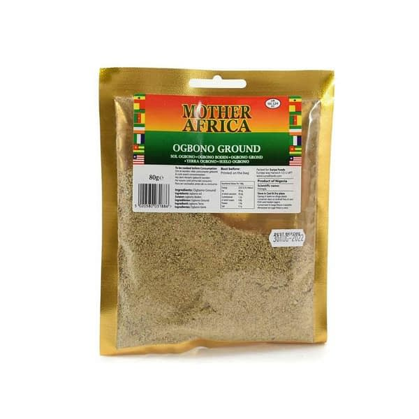 Mother Africa Ogbono Whole 80G
