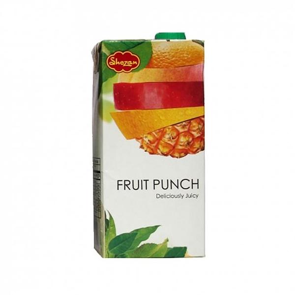 Shezan Juice Ltr Punch 1Ltr