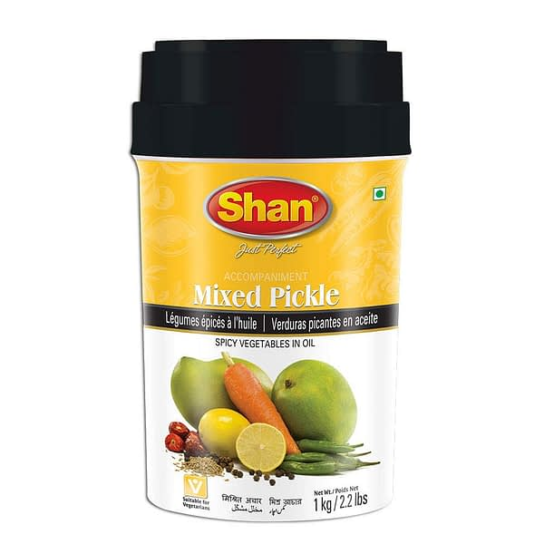 Shan Pickle Mixed 1Kg