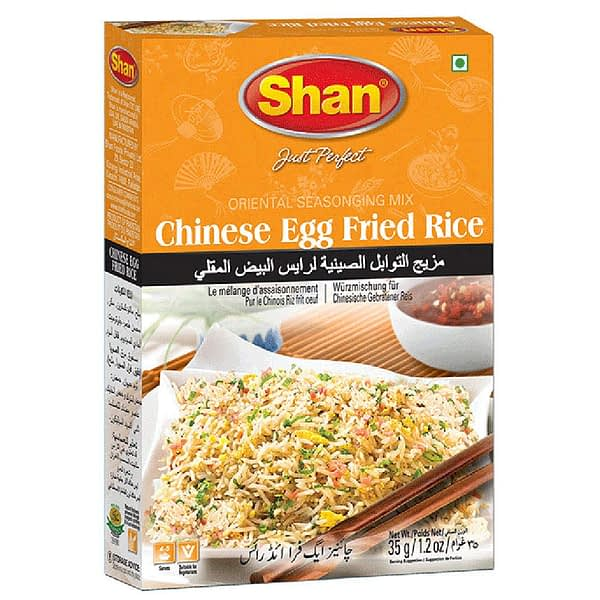 Shan Chinese Egg Fried Rice 35Gm