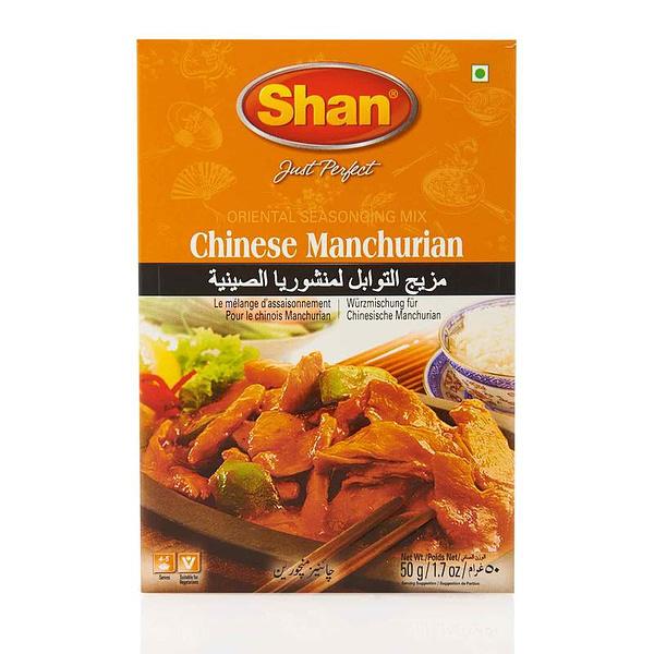 Shan Chinese Manchurian 50Gm