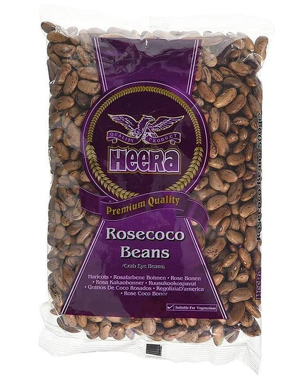 HEERA ROSECOCO BEANS 1KG